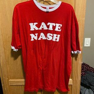Kate Nash Band Tee